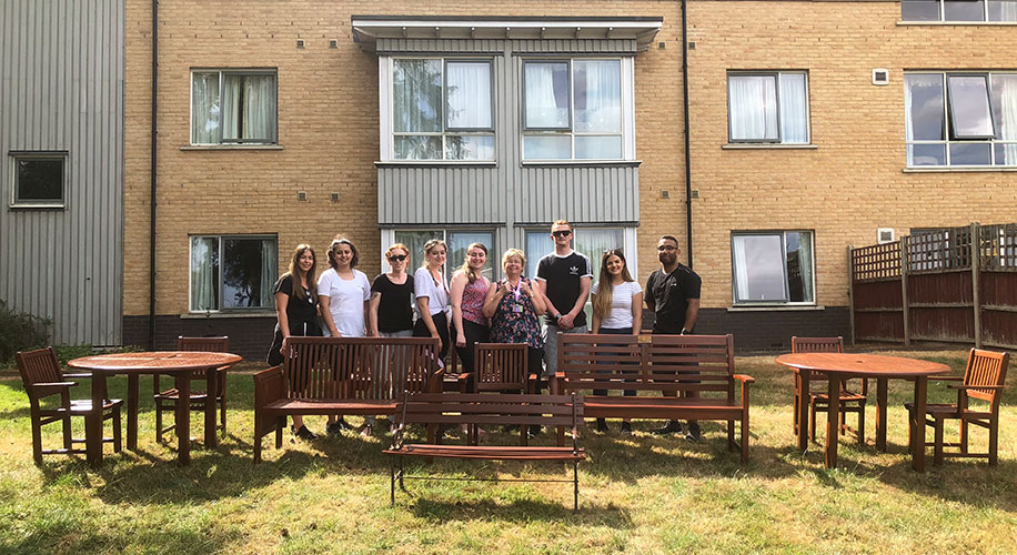 Our latest local community project | Instructus