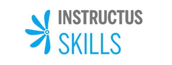 Instructus Skills Logo | Instructus